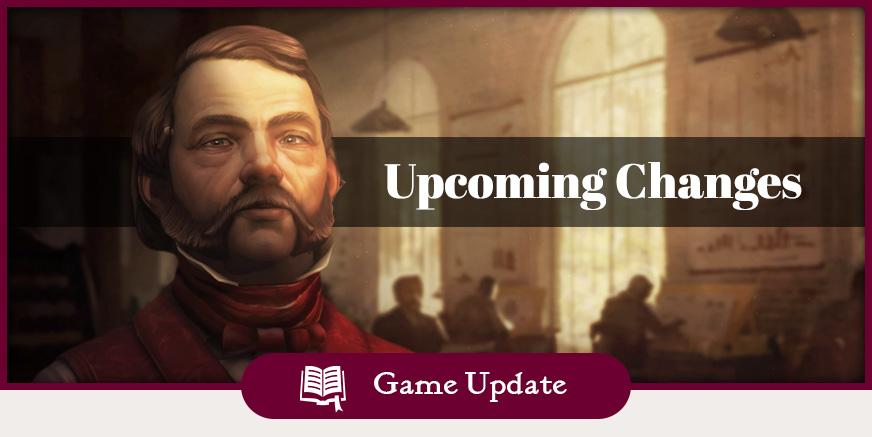 Balanceänderungen mit Game Update 8