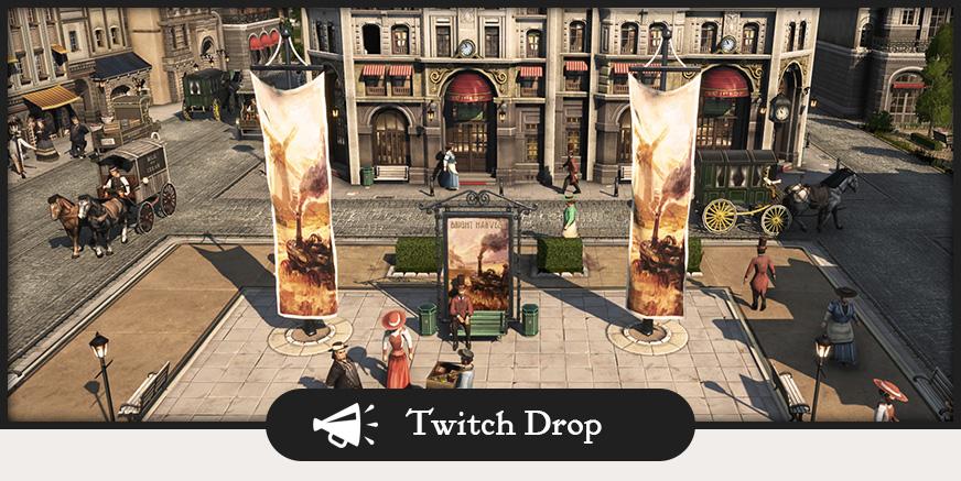 Riesenräder und Twitch Drops