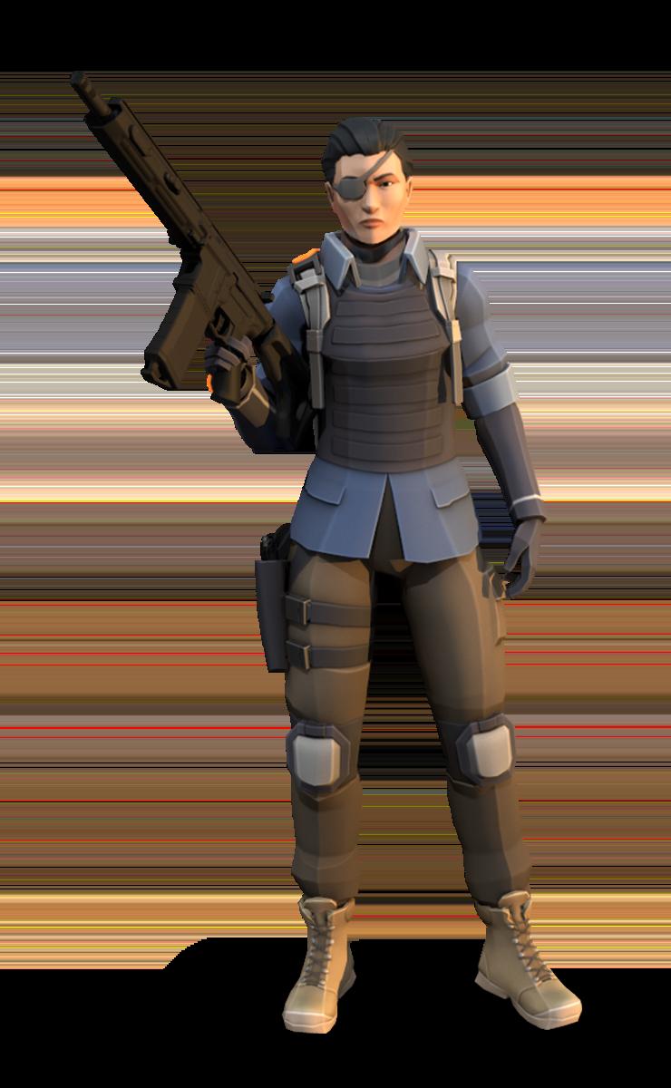SoldierFayeLau