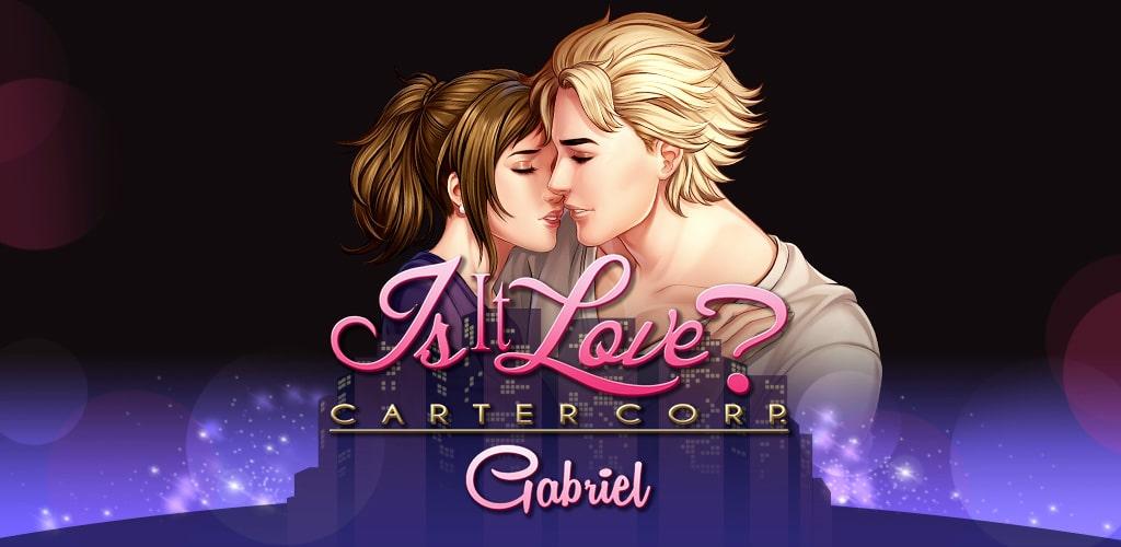 Gabriel est un personnage du jeu Is It Love, découvrir le scénario