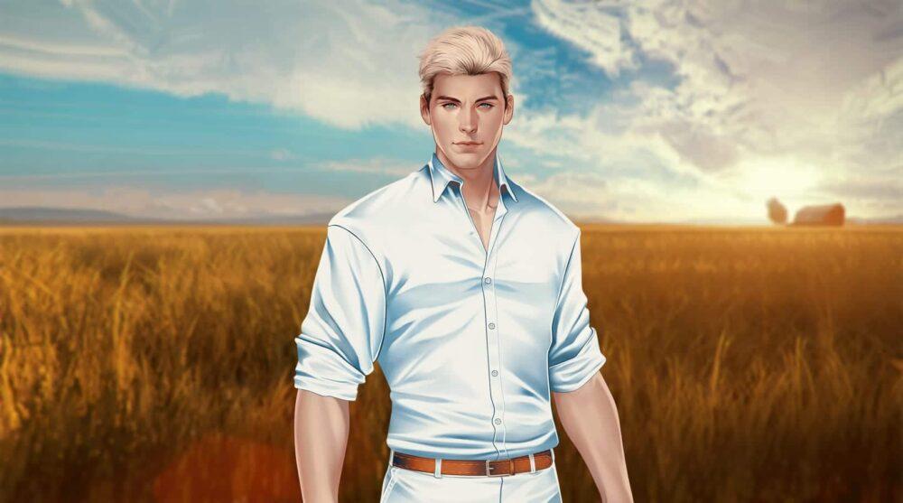 Cal est un personnage dans le visual Novel Is It Love
