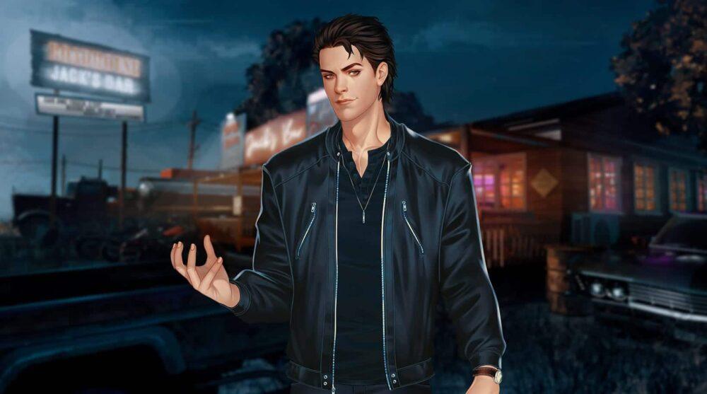 Zac est un personnage dans le visual Novel Is It Love