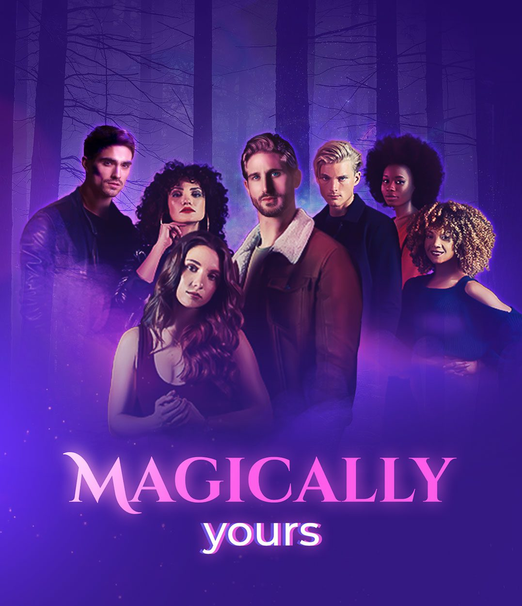 Magically Yours est un scénario du jeu My Crush