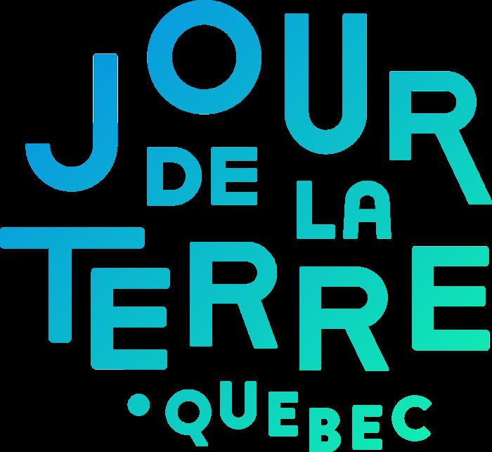 Logo Jour de la terre QC