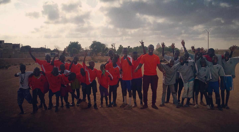 Ubi jerseys in Senegal