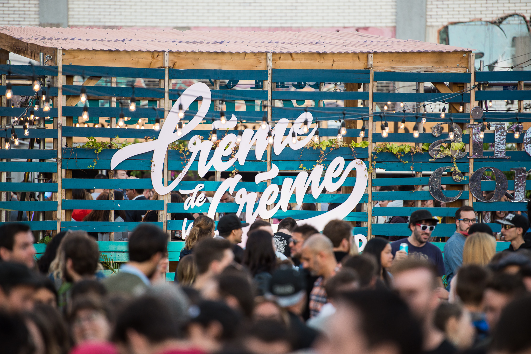 Mile End's Crème de la Crème Meets at the Biggest Happy Hour of the Summer