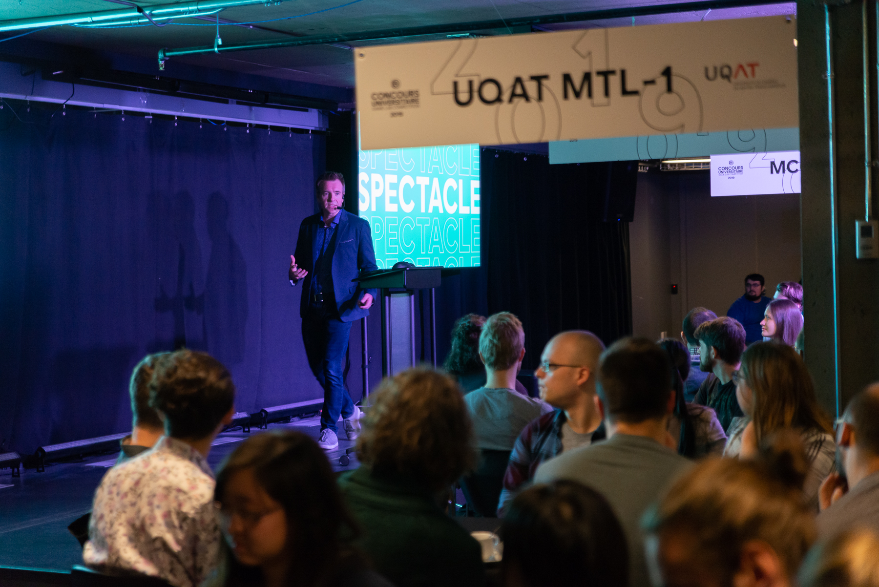 Yannis Mallat, president of the jury for the Ubisoft Game Lab Competition's 9th edition