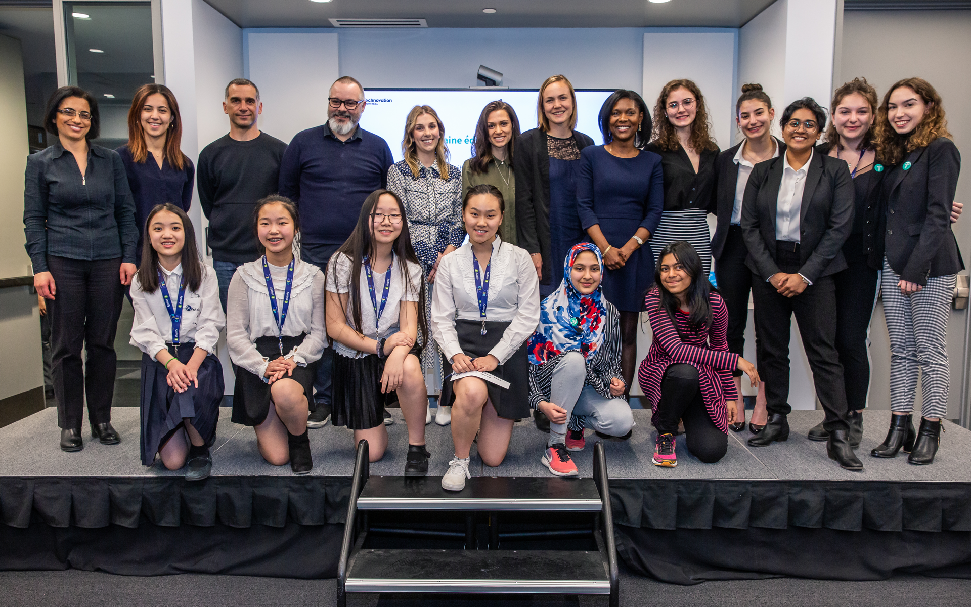 Technovation Montreal: 2019 winners announced