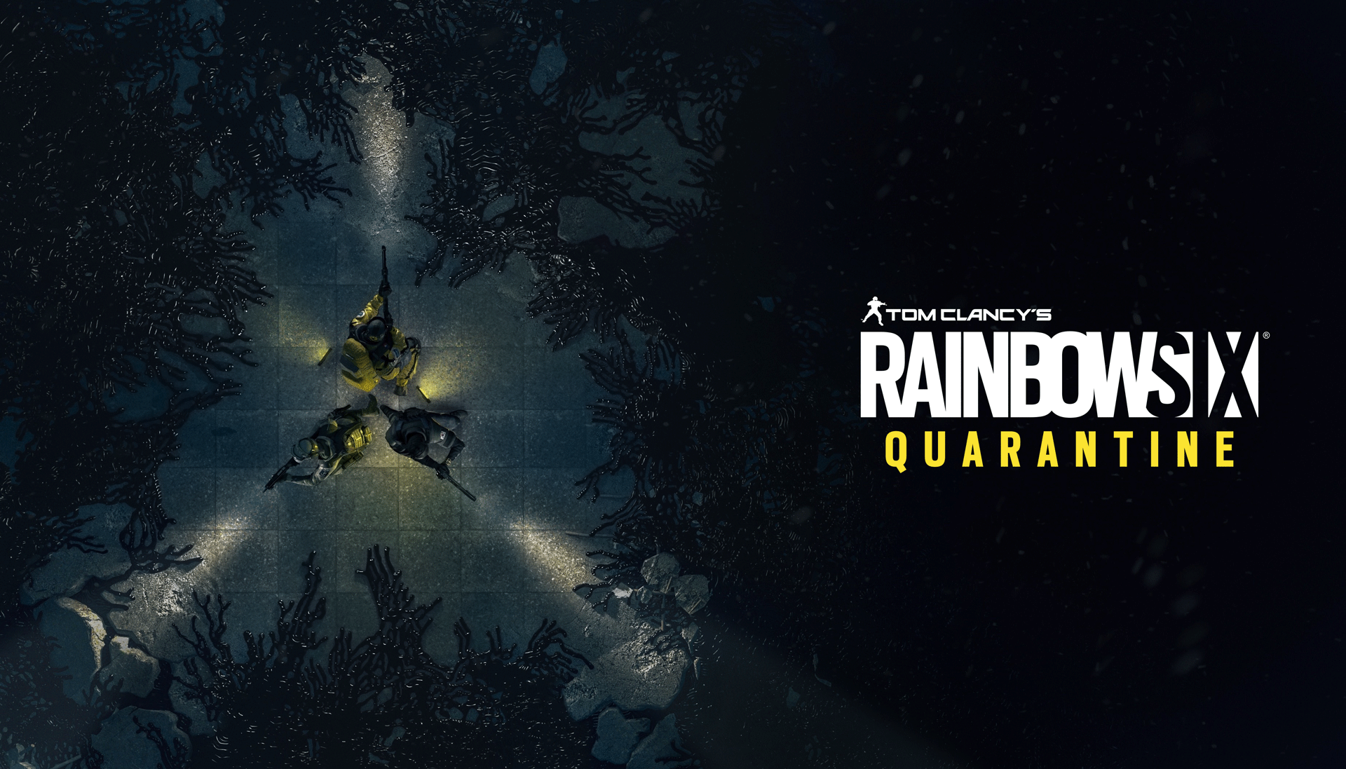 Tom Clancy's Rainbow Six : Quarantine