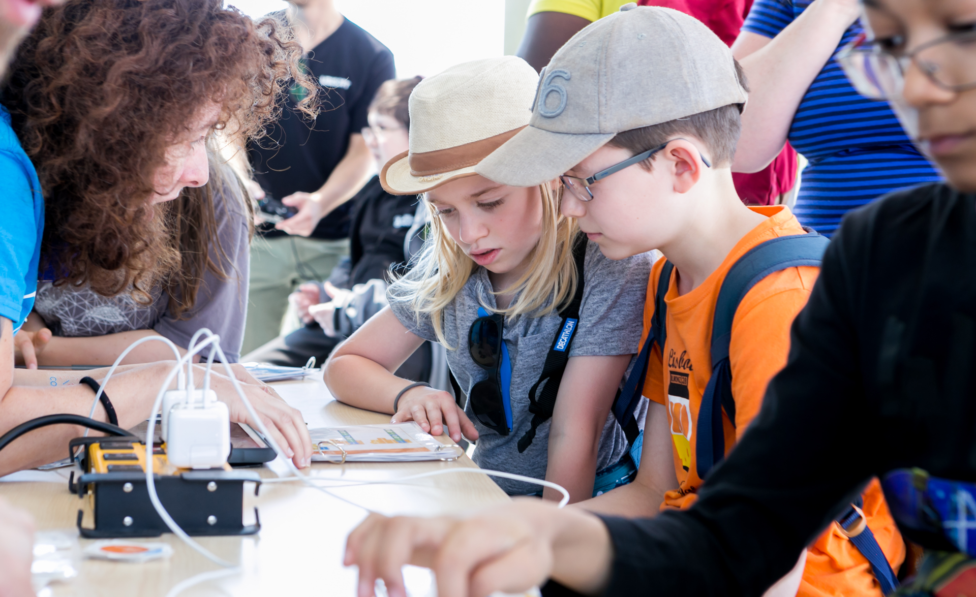 Ubisoft Education x Eureka Festival: a wonderful first year!