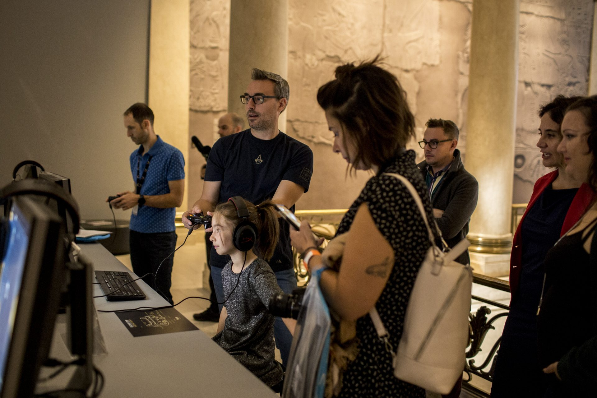 Ubisoft is partnering with the Museum of Fine Arts of Montreal for the Egyptian Mummies Exhibition