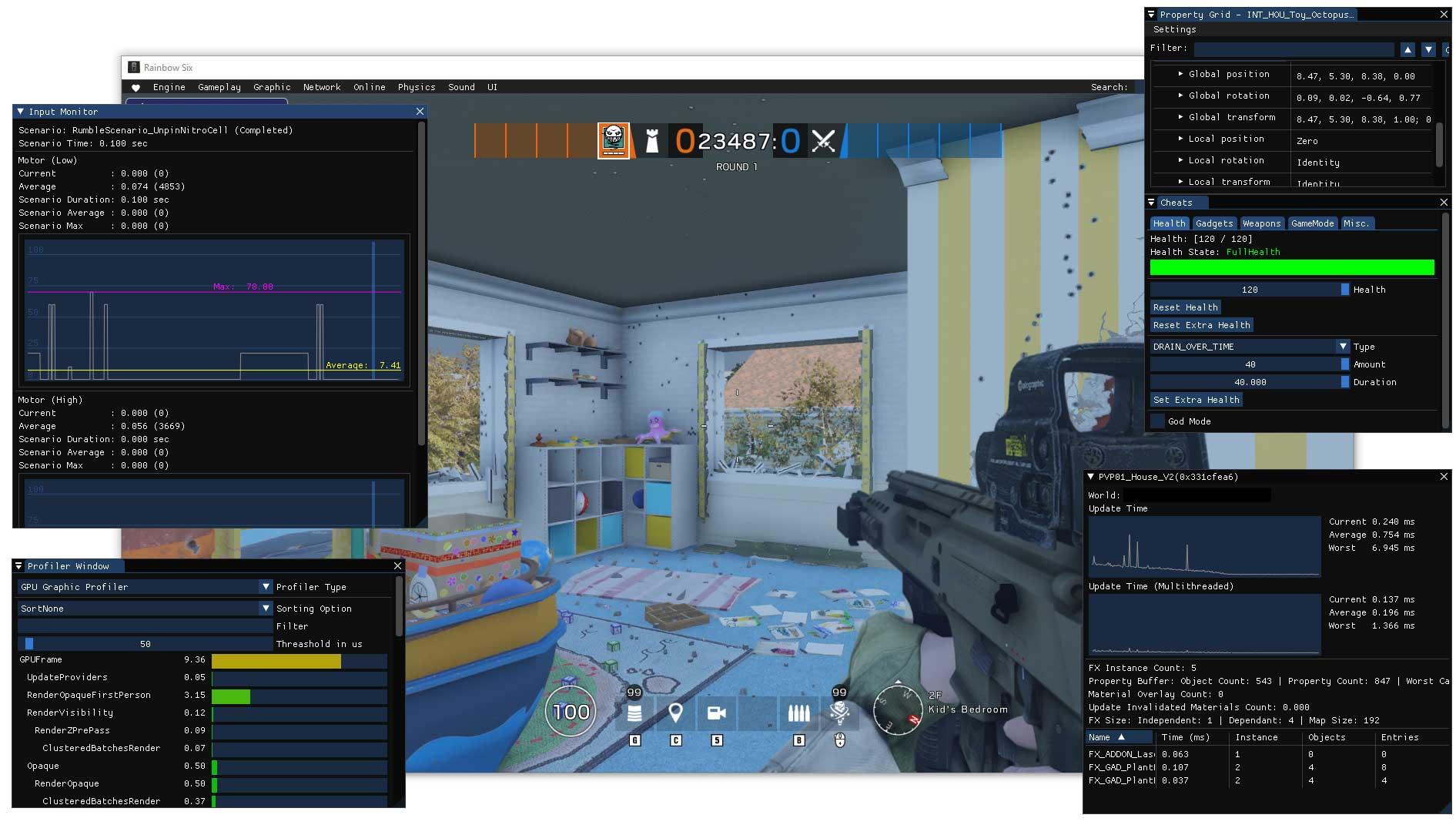 Ubisoft commandite la bibliothèque d'interface utilisateur pour C++ Dear ImGui