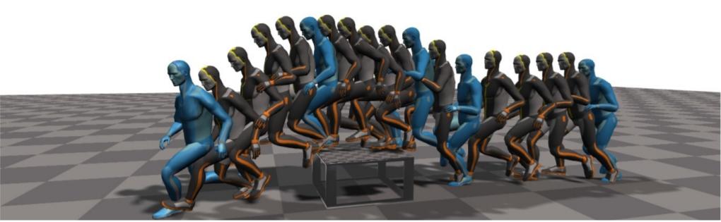 Robust Motion In-betweening