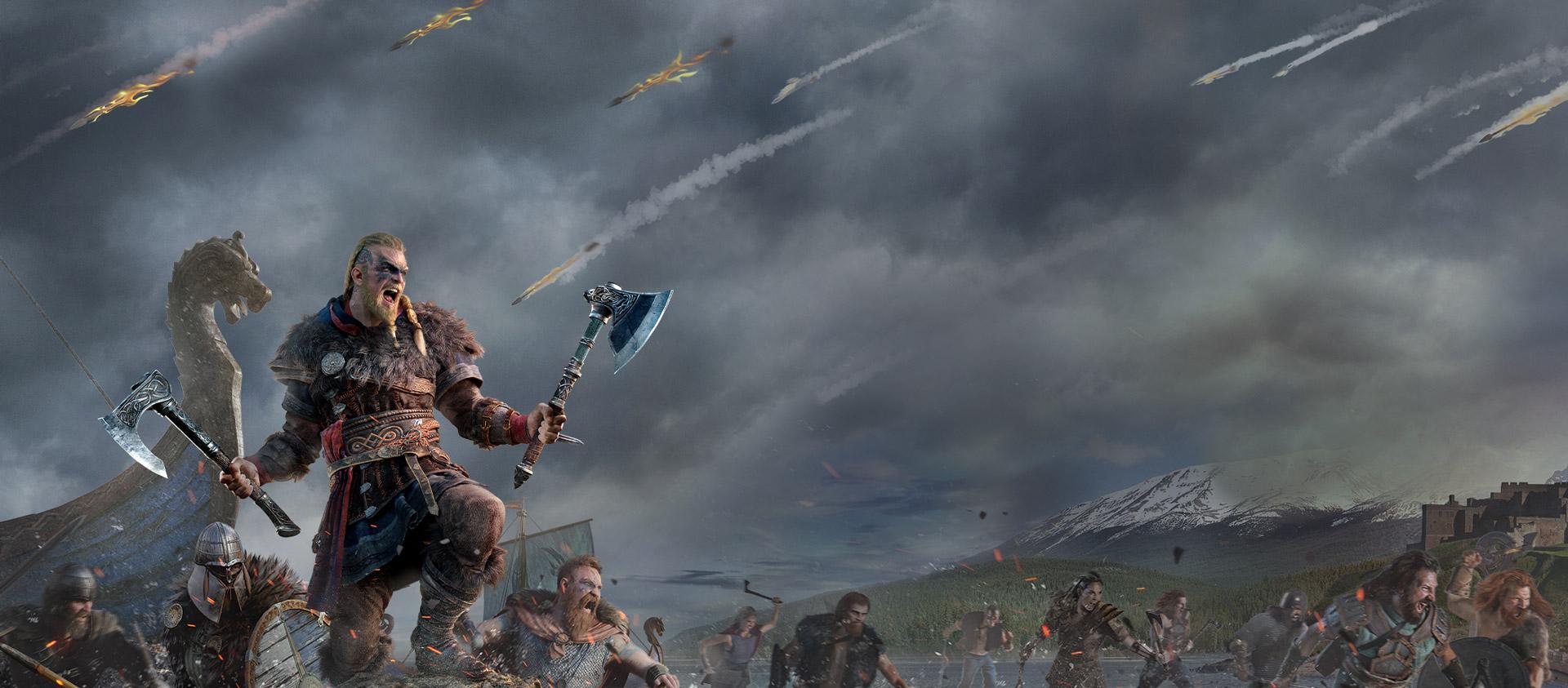 Assassin's Creed Valhalla: Une grande traversée humaine