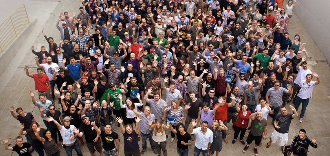 Ubisoft Toronto Named One of Greater Toronto's Top Employers