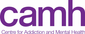 center for addiction and mental health logo