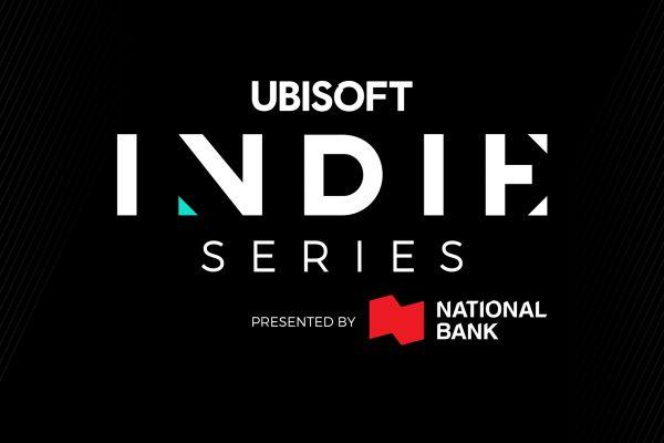 Ubisoft Indie Series logo banner