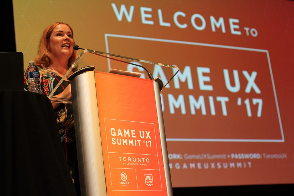 Explore the Game UX Summit '17 talks and panels