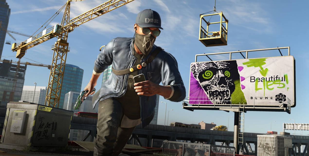 Ubisoft Toronto Proudly Joins Watch_Dogs® 2 Team