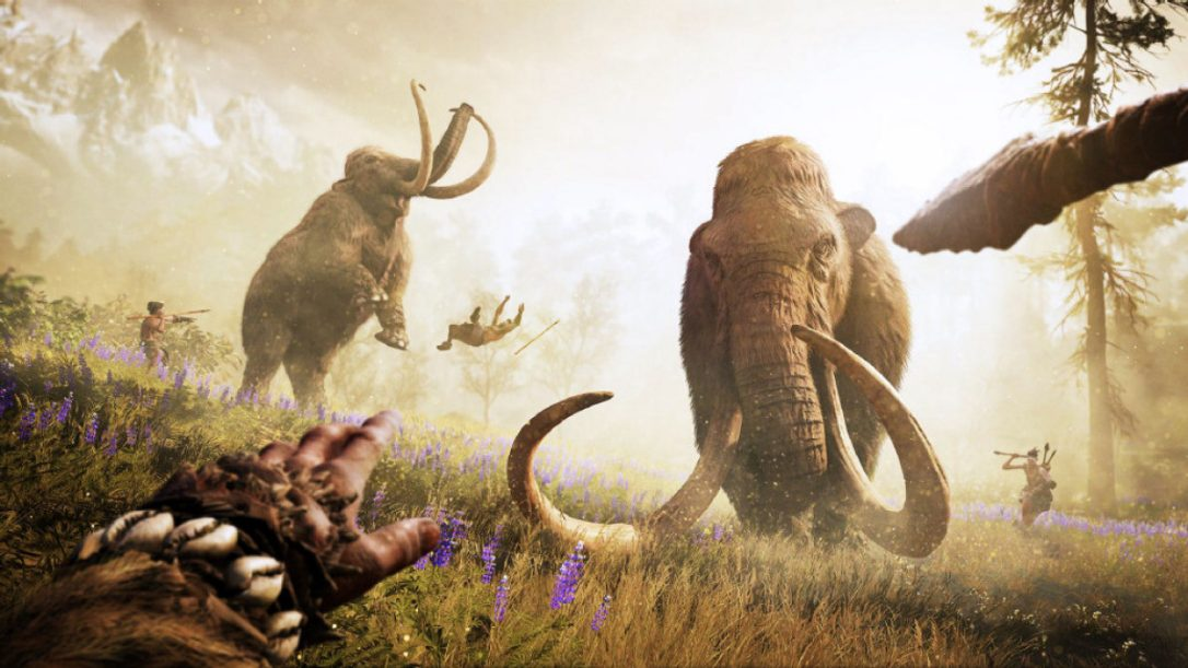 UBISOFT® TAKES FAR CRY TO THE STONE AGE IN FAR CRY® PRIMAL
