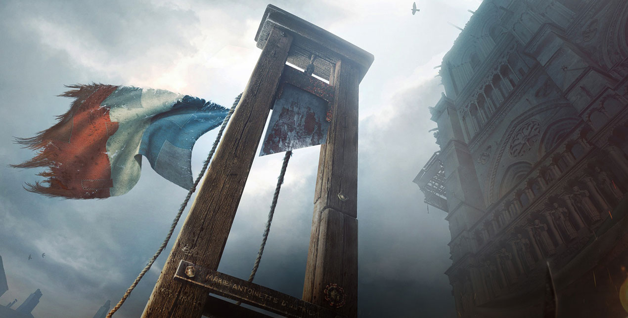 Ubisoft Enters The Chaos And Brutality Of The French Revolution