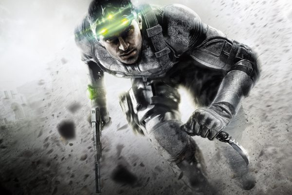 Art from Splinter Cell Blacklist of Sam Fisher