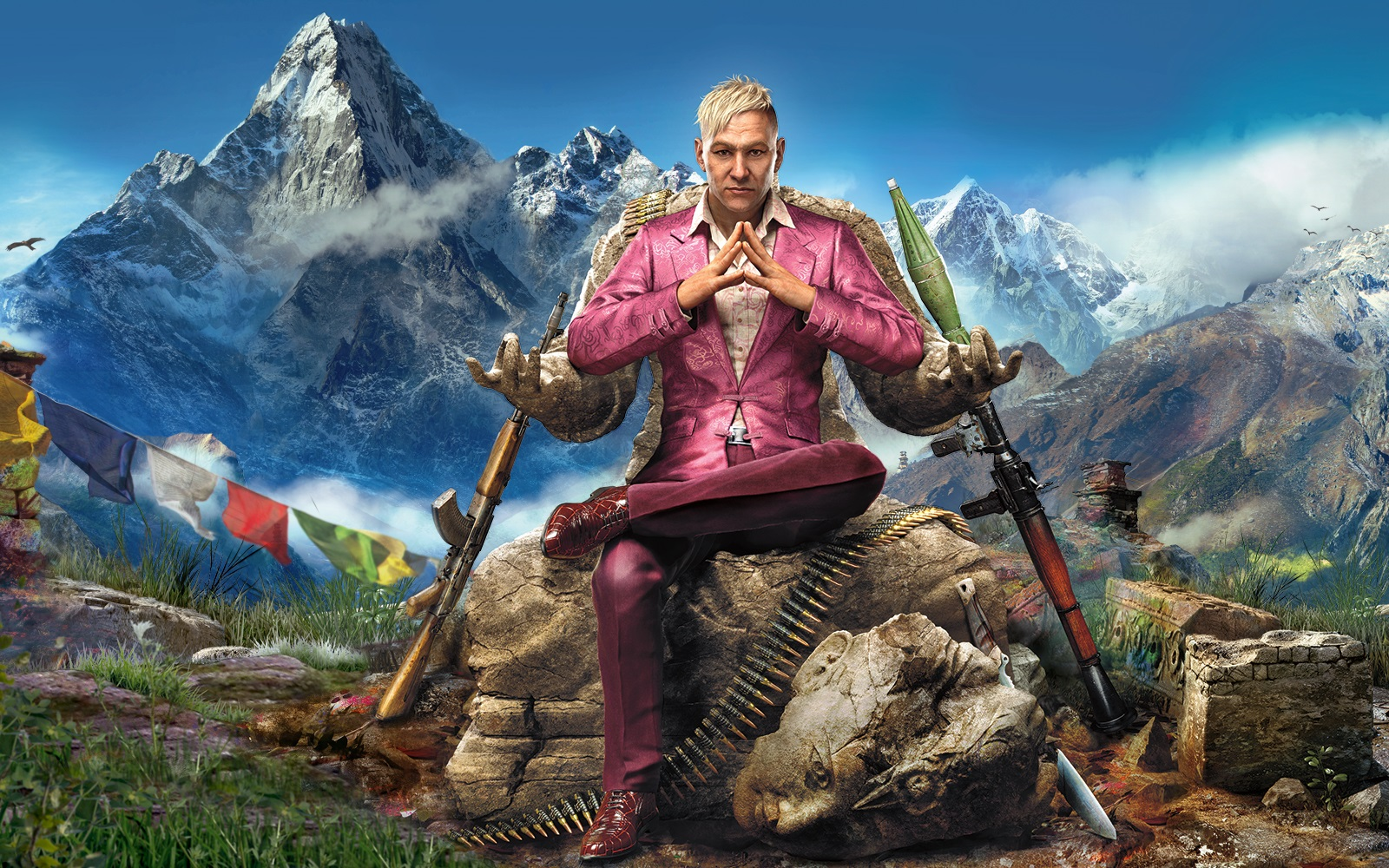 Ubisoft Takes Players to new ® Heights with Far Cry 4