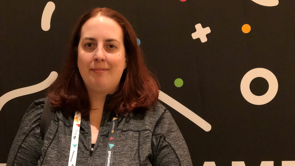 Women of Ubisoft – Liz England
