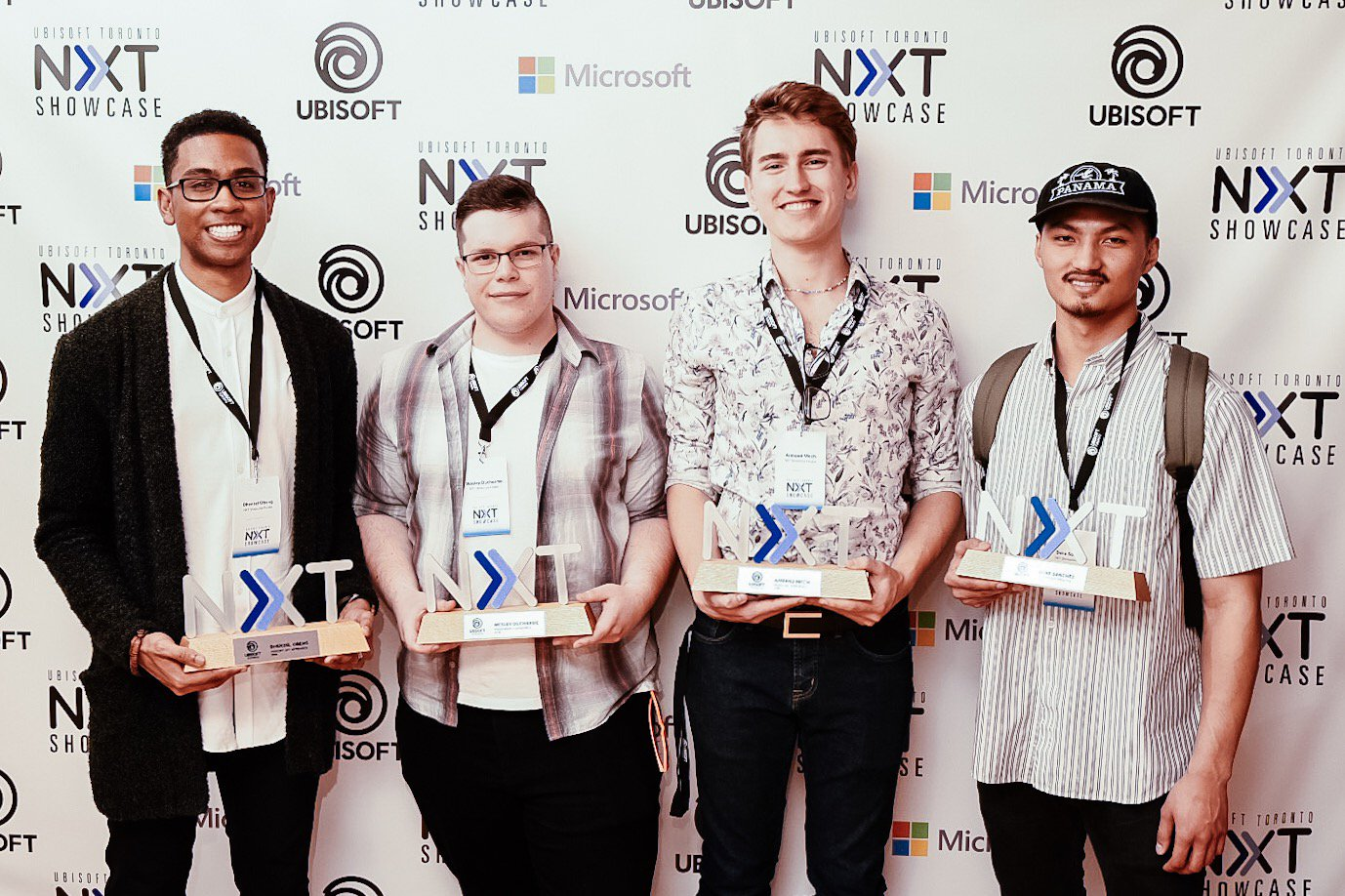 Congratulations to the 2018 NXT Showcase winners!