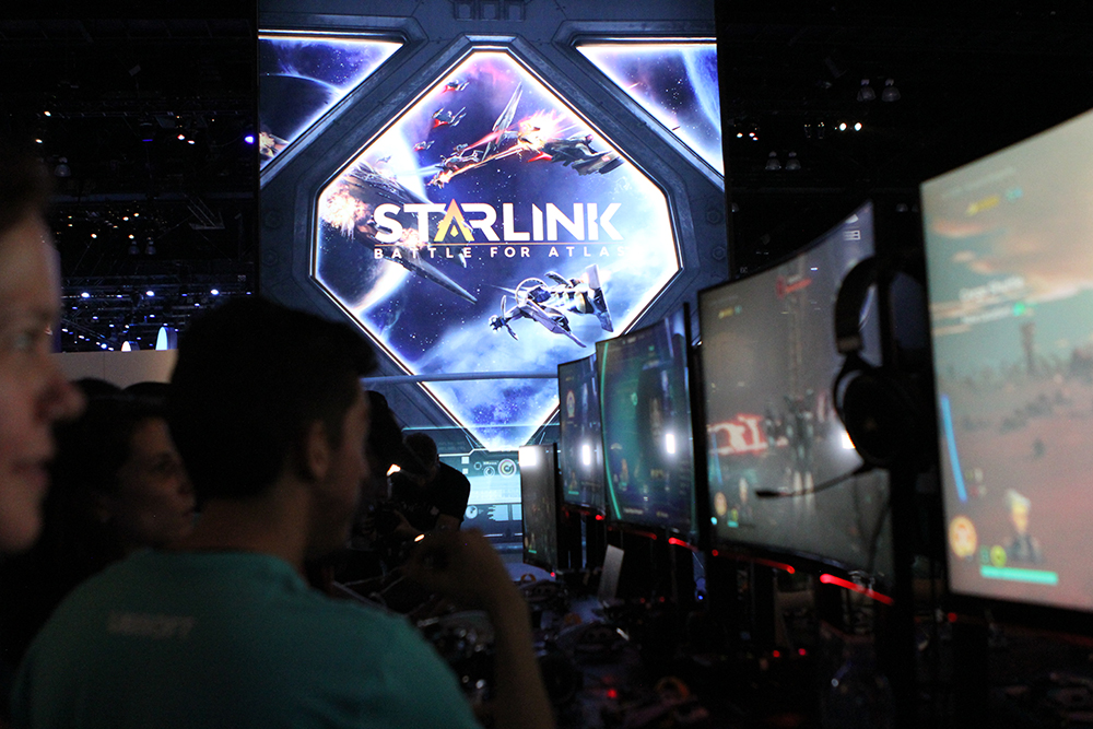 Starlink: Battle for Atlas, Star Fox and the Ubisoft Toronto Team at E3 2018