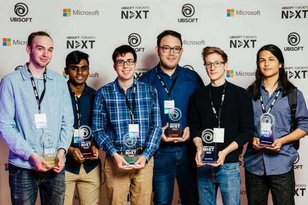 2019 Winners of the Ubisoft Toronto NEXT Challenge