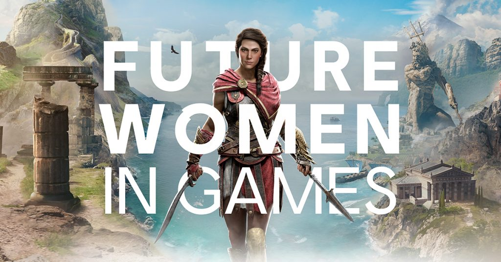 Ubisoft Future Women in Games Mentorship Winners Announcement