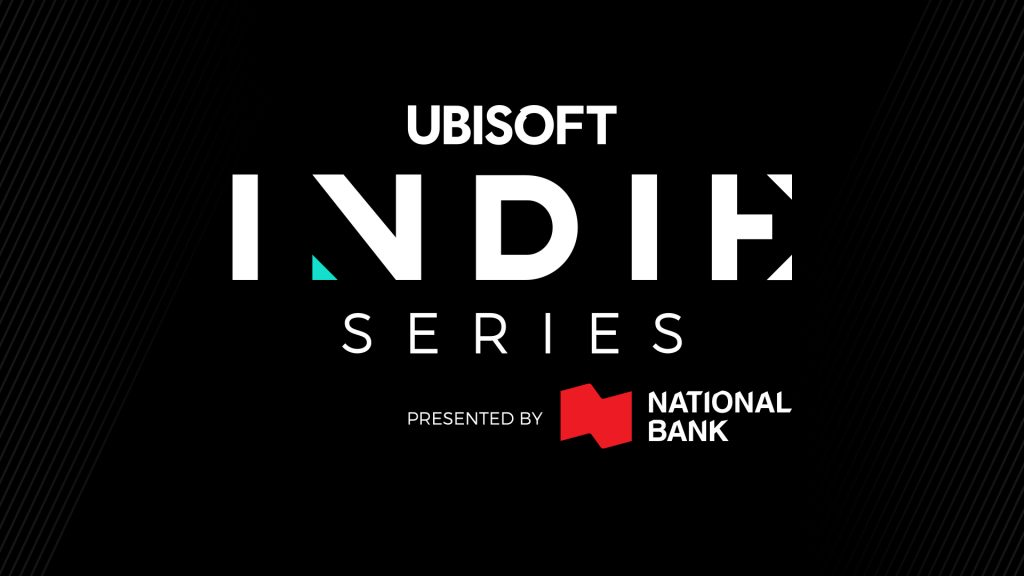 Ubsoft Indie Series presented by National Bank