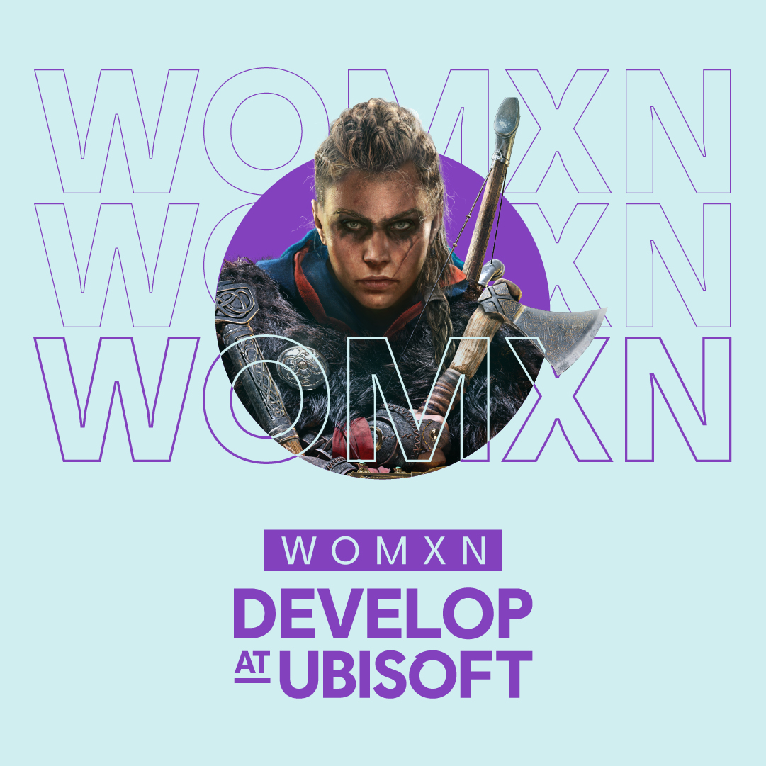 Announcing the Womxn Develop at Ubisoft 2020 Winners!