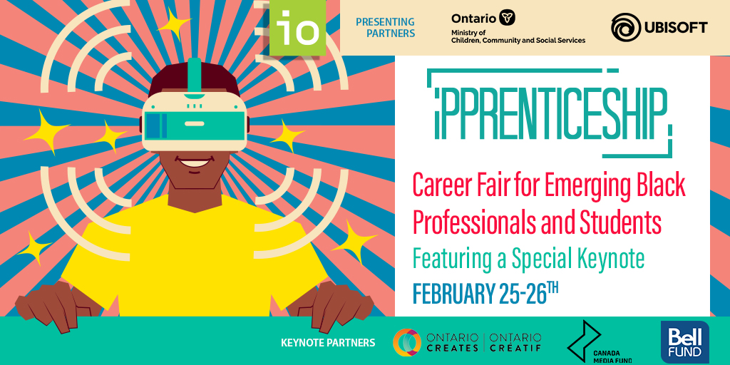 Interactive Ontario ipprenticeship Career Fair