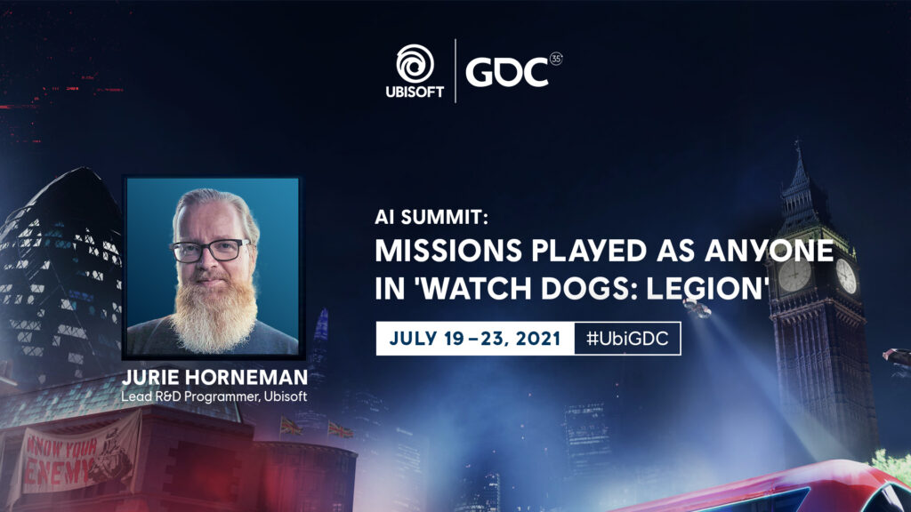 AI Summit: Missions Played As Anyone in Watch Dogs: Legion