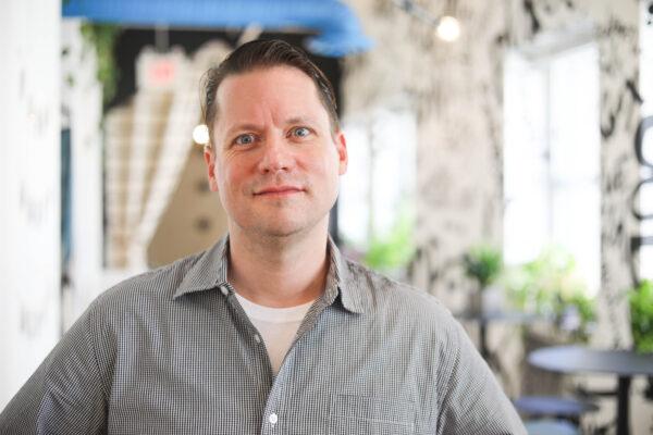 Michael Henderson Ubisoft Winnipeg Headshot